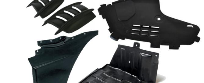 производство деталей кузова из пластика на заказ